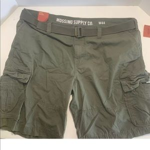 Men's Relaxed W44 Cargo Shorts by Mossimo Supply